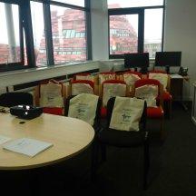 Martins office Training